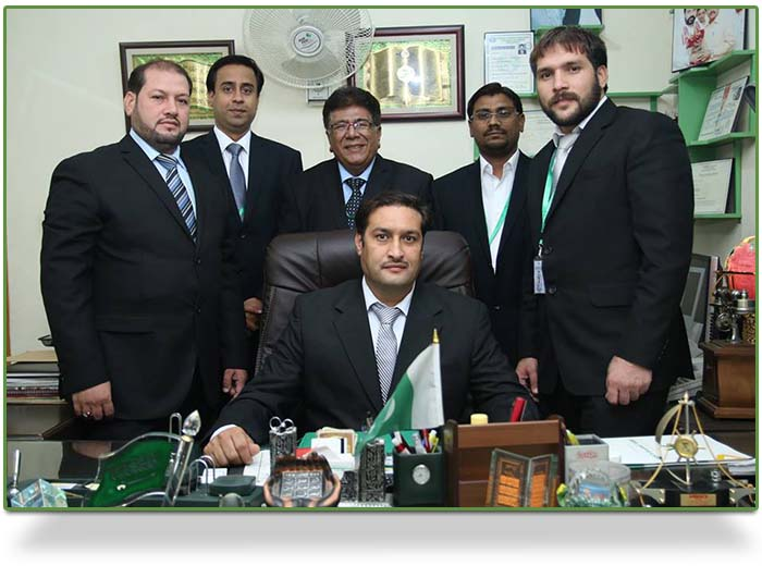 Overseas Employment Agency in Pakistan - Manpower and
